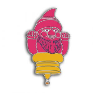 Rowntrees Foamy Gnome