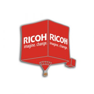 Ricoh's Imagine Change Special Shape Cube