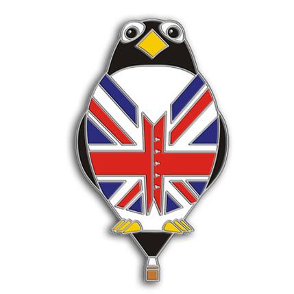 Tall Steve The British Flying Penguin