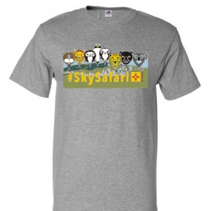 SkySafari ABQ 2019 Shirt Grey