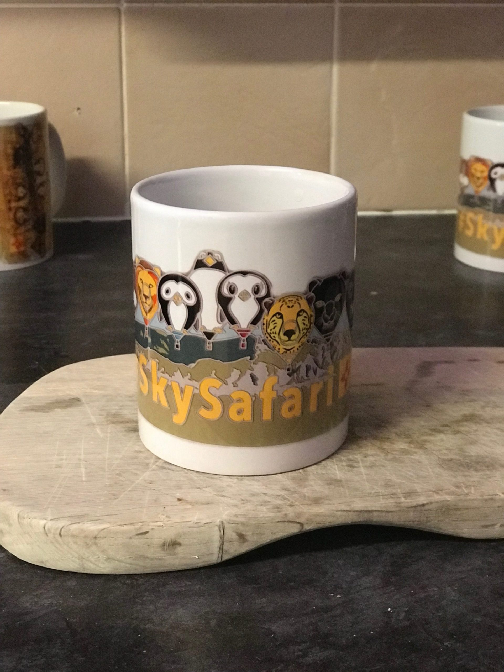 Albuquerque 2019 SkySafari® Official Mug